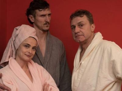 """Чудовищно смешната пиеса """"Една седмица, не повече…"""" на 20.11 в Канев център - Русе"""