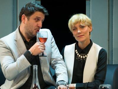 Асен Блатечки и Койна Русева търсят истината в комедията